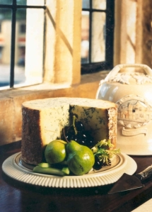 White Stilton Cheese/Blue Stilton Cheese