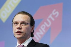 Algirdas Šemeta, Member of the European Commission in charge of Taxation and Customs Union (EC Audiovisual Services).