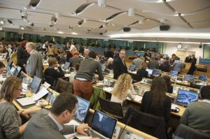 Civil Society Day 2013 at the European Economic and Social Committee in Brussels (EESC photographic library 6-3-2013).