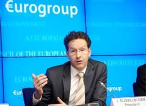Jeroen Dijsselbloem, President of the Eurogroup, 25-3-2013. (Eurozone Portal photographic library).