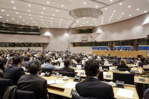 European Parliament ECON Committee meeting, 21.3.2013 (EU Parliament photographic library).