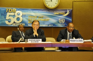 UNCTAD Trade and Development Board, (UNCTAD Photographic library).