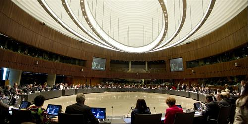 Agriculture/Fisheries Council - General view (Council of the European Union, photographic library).