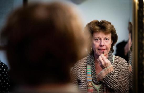 """Participation of Neelie Kroes, Vice-President of the EC, at the seminar """"Women on top"""", organised in Amsterdam"""