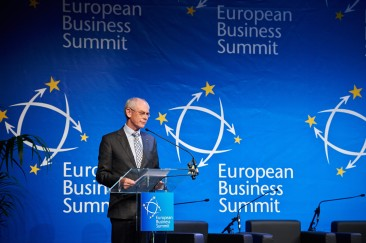 Herman Van Rompuy, President of the European Council