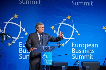Antonio Tajani, Vice-President & Commissioner for Industry and Entrepreneurship