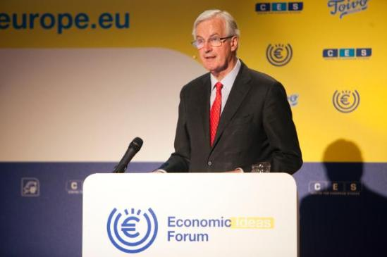 Michel Barnier, Member of the EC in charge of Internal Market and Services participated in the 4th Annual Economic Forum in Helsinki, (EC Audiovisual Services, 7/6/2013).