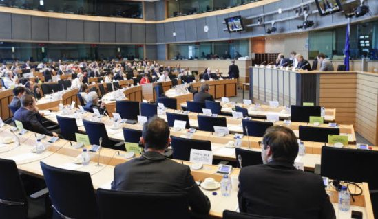 European Parliament Committee on Foreign Affairs (AFET) meeting: Exchange of views on the current political developments in Turkey. (EU Parliament photographic library, 06/06/2013).