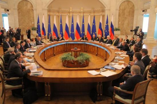 General view of EU/Russia Summit, 03-04/06/2013 (EC Audiovisual Services).