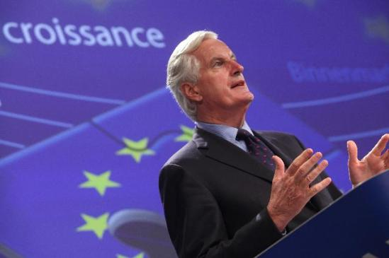 Michel Barnier, Member of the European Commission in charge of Internal Market and Services, gave a press conference on the Single Market Act II, which puts forward twelve key actions for rapid adoption by the EU institutions. These actions are concentrated on four main drivers for growth, employment and confidence: a) integrated networks, b) cross border mobility of citizens and businesses, c) the digital economy, and d) actions that reinforce cohesion and consumer benefits. (EC Audiovisual Services).