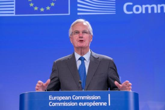Press conference by Michel Barnier, Member of the European Commission in charge of Internal Market and Services on the adoption by the EC of a draft regulation on benchmarks, (EC Audiovisual Services, 18/09/2013).