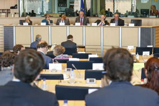 TRAN, Committee on Transport and Tourism meeting (EU Parliament Audiovisual Services).