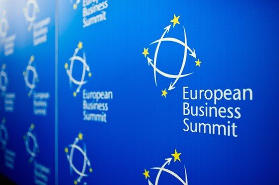 European Business Summit Launch Event 2014, Square - Brussels Meeting Centre (EBS)