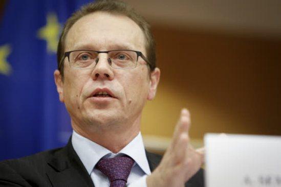 European Parliament. Committee on Budgetary Control (CONT) Meeting  with EU Commission member Algirdas Semeta. (EC Audiovisual Services, 21/1.2014).