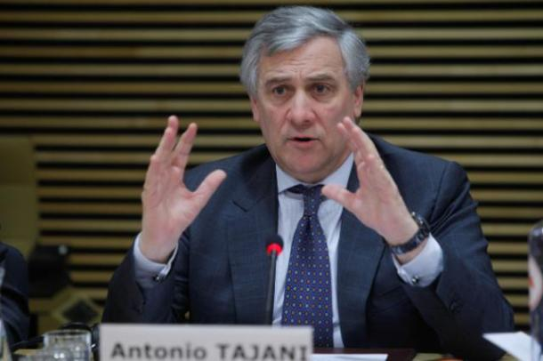 Press conference of Antonio Tajani, Vice-President of the European Commission, after the 3rd meeting of the High Level Expert Group on Key Enabling Technologies. (EC Audiovisual Services, 29/01/2014).