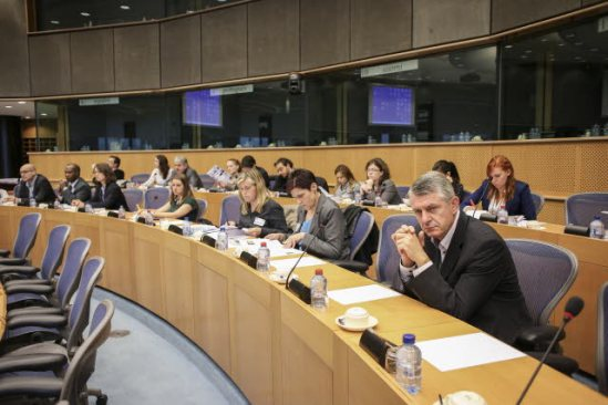 European Parliament. STOA workshop on Sustainable Management of Natural Resources with a focus on water and agriculture, 16/10/2013. (EP Audiovisual Services).