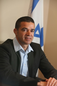 Amit Lang, Director-General, Israeli Ministry of Economy