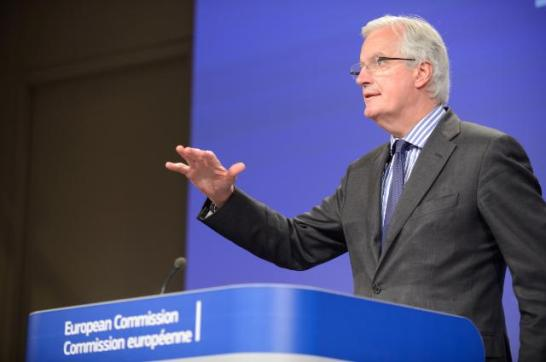 Michel Barnier, Member of the EC in charge of Internal Market and Services, gave a press conference following the adoption by the EC of measures to improve the corporate governance of around 10 000 companies listed on Europe's stock exchanges. This doesn't seem though to help much the SMEs which account for 99.8% of EU companies and don't have access to capital market financing. (EC Audiovisual Services, 09/04/2014).