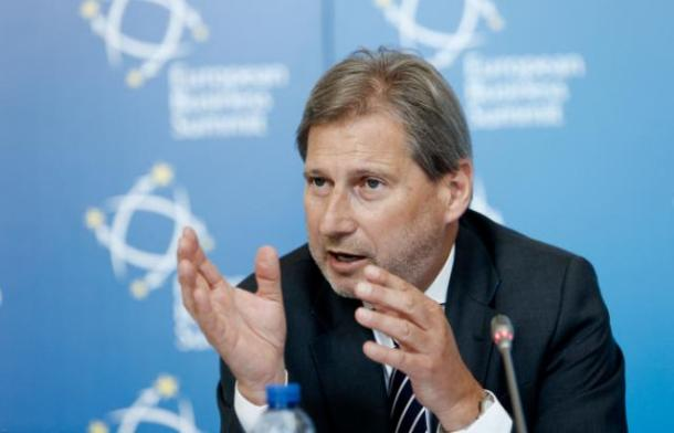 Johannes Hahn, European Commissioner for Regional Policy (EC Audiovisual Services)