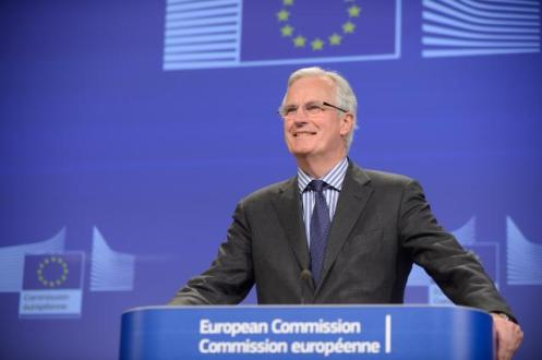 Press conference by Michel Barnier, Member of the EC, on the adoption by the EC of a company law and corporate governance package