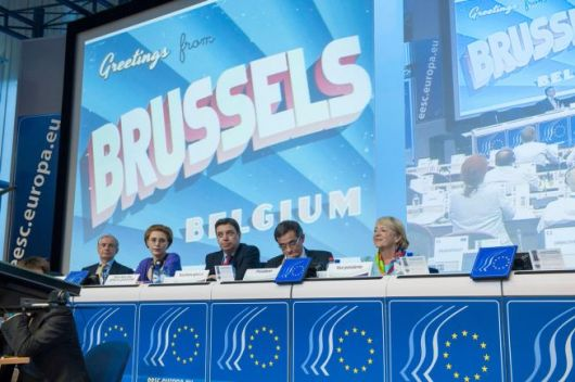 The European Economic and Social Committee (EESC), 500th Plenary session - 9-10 July 2014.