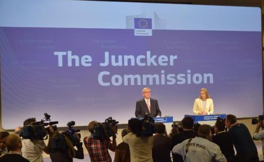 Jean-Claude Juncker, President-elect of the EC, gave a press conference on the attribution of portfolios to the Commissioners-designate. He unveiled his team and the new shape of the next European Commission. After the EU had come through one of the most testing periods in its history, one of the biggest challenges would be to convince citizens that things will change. To deliver change, the Commission needed to be open to reform. (EC Audiovisual Services, 10/9/2014).