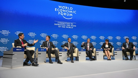 Europe's Twin Challenges: Growth and Stability (WEF, 22/01/2015)