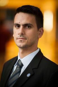 Ivan Burazin, Vice Chairman of European Democrat Students