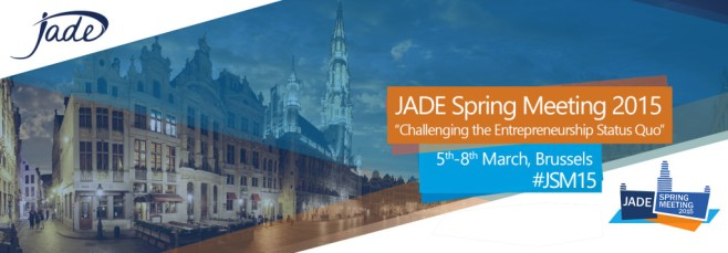 Jade Spring Meeting 2015