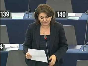 Adina-Ioana Valean, Vice-President of the European Parliament, Romanian MEP member of the Committee for Industry, Research and Energy (European Parliament)