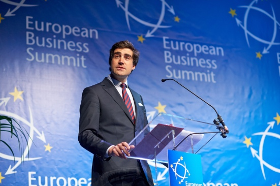 Arnaud Thysen is General Manager of European Business Summit and Federations of Enterprises in Belgium (FEB).