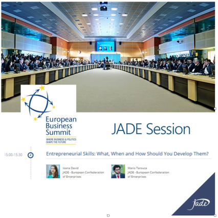JADE AT EBS2015