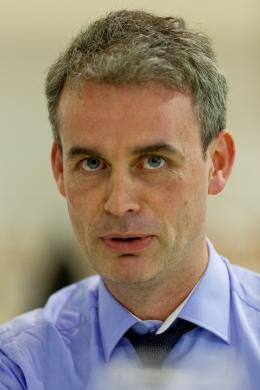 Joe Mcnamee is Executive Director of EDRi