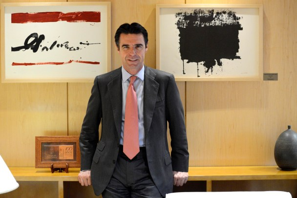 José Manuel Soria is Minister of Spain for Industry, Energy and Tourism