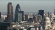 The City, London's financial district where the headquarters of major banks are based. The Committee of European Banking Supervisors (CEBS) is also based in this area. (European Council – Council of the European Union Newsroom, snapshot from a video footage)