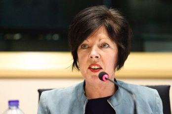 Theresa Griffin is British MEP, member of the Committee for Industry, Research and Energy at the European parliament