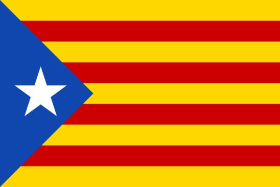 Catalunya Independence Flag