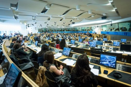 In its plenary session of 16-17 September 2015, the European Economic and Social Committee (EESC) discussed the burning questions of the democratic function and the accountability of the EU decision-making bodies. (EESC Audiovisual Services).