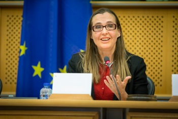 Bodil Valero MEP Sweden