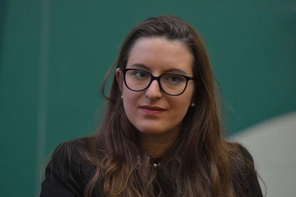 Daniela Runchi JADE President