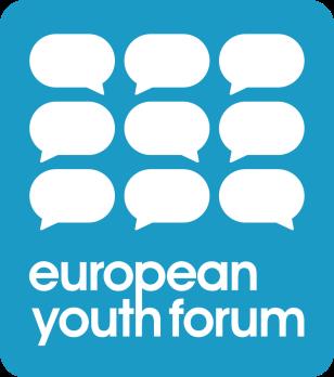 European Youth Forum logo