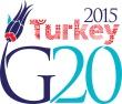 G20 Logo Turkey Antalya
