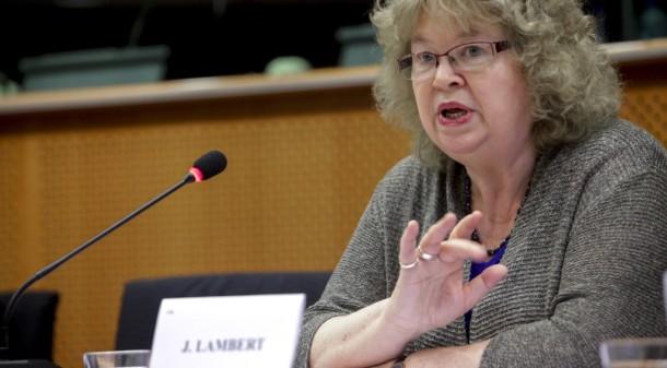 Jean Lambert European Parliament