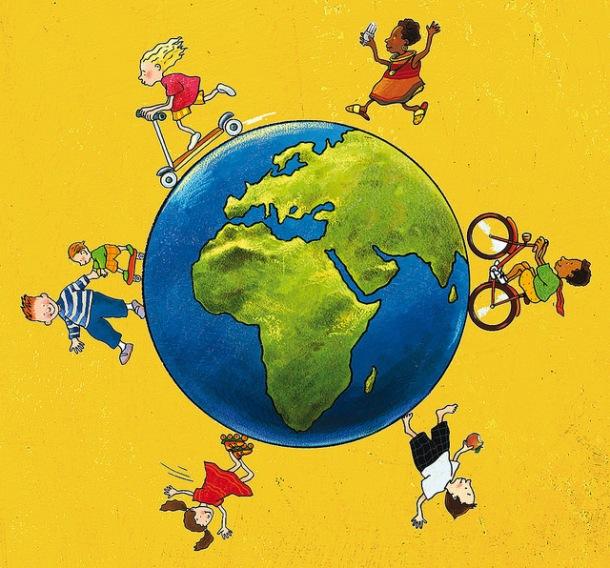 COP21 Kids Planet