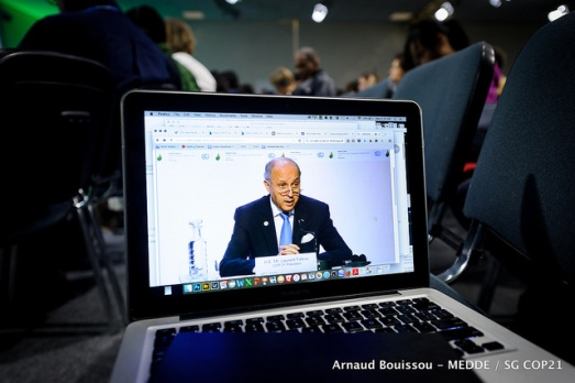 Laurent Fabius COP21 Paris UNFCCC