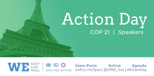 LPAA COP21 Paris