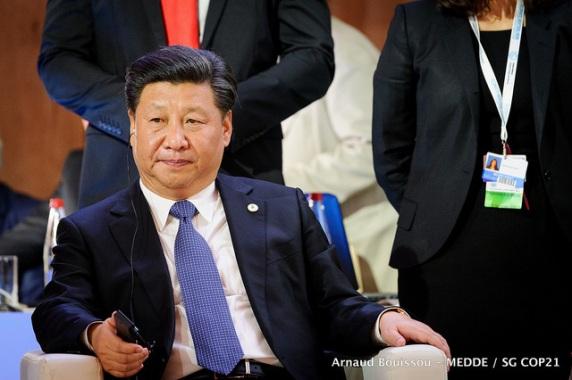 Xi-Jinping COP21 Paris UNFCCC
