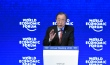 DAVOS/SWITZERLAND, 21JAN16 - Ban Ki-moon, Secretary-General, United Nations, New York delivers a speech during the session 'The New Climate and Development Imperative' at the Annual Meeting 2016 of the World Economic Forum in Davos, Switzerland, January 21, 2016.