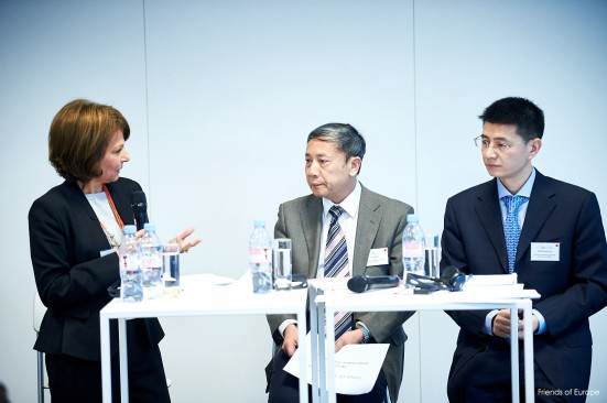 China's 13th Five Year Plan Brussels European Union_CASS