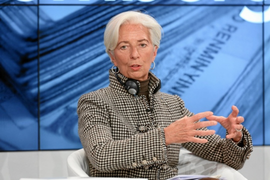 Where Is the Chinese Economy Heading ?: Christine Lagarde